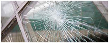 Beverley Smashed Glass